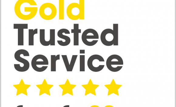 DCS Group Awarded Feefo Gold Trusted Service Award
